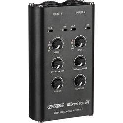 CEntrance Inc. MixerFace R4R Mobile Audio Interface + SD Recorder