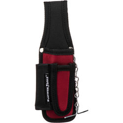 Platinum Tools 4015 Punchdown Tool Pouch (Red/Black)
