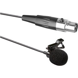 Saramonic SR-LV600 Omnidirectional Lavalier Microphone with 3-Pin Mini XLR
