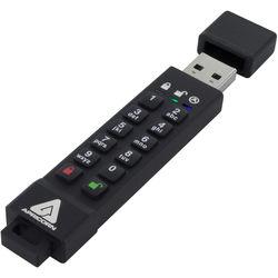 Apricorn 128GB Aegis Secure Key 3z Encrypted USB 3.1 Gen 1 Flash Drive