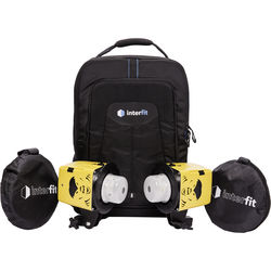 Interfit Badger Unleashed 2-Light Backpack Kit