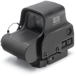EOTech EXPS3 Holographic Weapon Sight (Black, Ring/Center Dot Reticle)