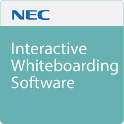 NEC Interactive Whiteboarding Software