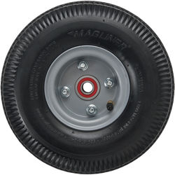 """Magliner 4-Ply Pneumatic Wheel with Offset Hub (10 x 3.5"""")"""