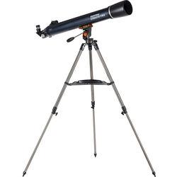 Celestron AstroMaster LT 80AZ 80mm f/11 Alt-Az Refractor Telescope