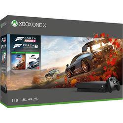 Microsoft Xbox One X Forza Horizon 4 Bundle