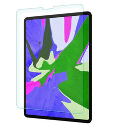 """AVODA Clear Tempered Glass Screen Protector for 12.9"""" iPad Pro (2018)"""