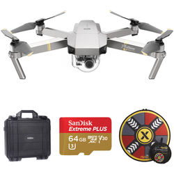 DJI Mavic Pro Platinum with Hard Case & Accessories Kit