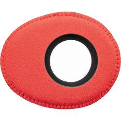 Bluestar Oval Large Microfiber Eyecushion (Red)