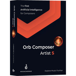 Hexachords Orb Composer Artist S - Music Composition Software (Download)