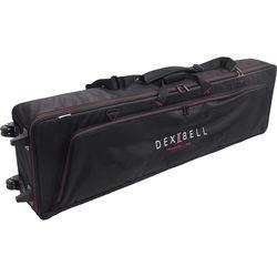 Dexibell DX Bag73 Padded Keyboard Gig Bag with Wheels (73-Key)