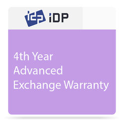 IDP 4th Year Advanced Exchange Warranty for SMART 30, 31, 50, and 51 Printers