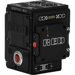 RED DIGITAL CINEMA DSMC2 BRAIN with DRAGON-X 5K S35 Sensor (2018 Unified DSMC2 Lineup)