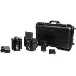 RED DIGITAL CINEMA DSMC2 DRAGON-X Camera Kit (2018 Unified DSMC2 Lineup)
