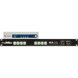 myMix Dante-16V32 ADAT/Dante to myMix Interface System (16 Channels)