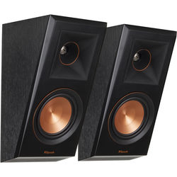 Klipsch Reference Premiere RP-500SA Dolby Atmos 2-Way Elevation/Surround Speaker (Pair, Ebony)