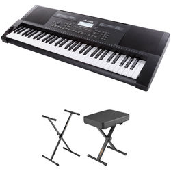 Alesis Harmony 61 Keyboard with Stand and Bench Kit