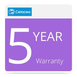 Cetacea Sound 5 Year Warranty for ASTCLW1