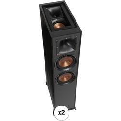 Klipsch Reference R-625FA Dolby Atmos Floorstanding Speaker Pair Kit