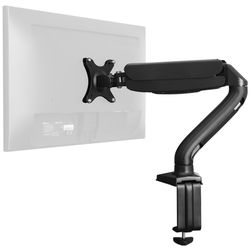 Uncaged Ergonomics Computer Monitor Arm Mount with USB Ports
