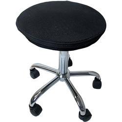 Uncaged Ergonomics Wobble Stool Air Rolling Balance Chair