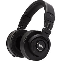 Rane Commercial RH-2 50mm Over-Ear Headphones for Critical Listening
