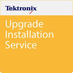 Tektronix Upgrade Installation Service