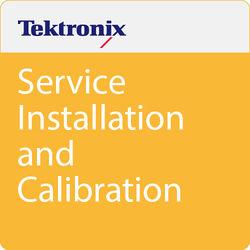 Tektronix Service Installation and Calibration
