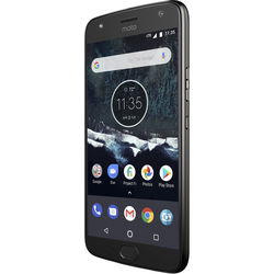 Moto X4 XT1900-1 32GB Smartphone (Unlocked, Android One, Super Black)