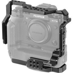 SmallRig Cage for Fujifilm X-T2 and X-T3 Camera with Battery Grip