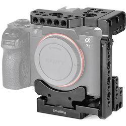SmallRig Half Cage for Sony a7R III, a7 III, a7 II, a7R II, a7S II Cameras