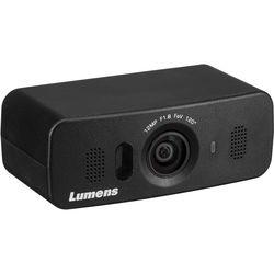Lumens EPTZ Camera, Usb 3.0 (Black)