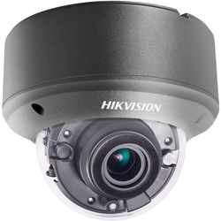Hikvision TurboHD DS-2CE56D8T-AVPIT3Z 2MP Outdoor HD-TVI Dome Camera with Night Vision (Black)