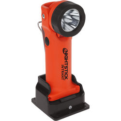 Nightstick XPR-5568RX INTRANT Intrinsically Safe Permissible Dual-Light Right-Angle Rechargeable LED Light (Red)