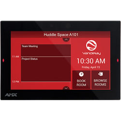 """AMX ACB-2107 Acendo Book 7"""" Scheduling Touch Panel"""