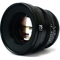 SLR Magic MicroPrime Cine 75mm T1.5 Lens (Fuji X Mount)