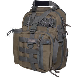 Magforce Quiver Jr Sling Backpack (Khaki Foliage)
