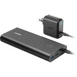 ANKER PowerCore+ 26800 PD Portable Battery with 30W Power Delivery Charger