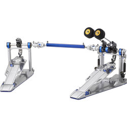 Yamaha DFP9C Double-Foot Double-Chain Drive Kick Pedal for Drums (Right-Footed Orientation)