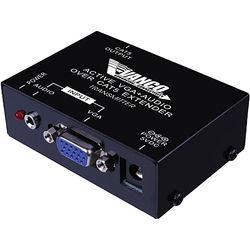 Vanco VGA over Cat 6/5e with Audio Extender Set (500')