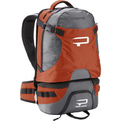 PAXIS Twin Lakes | Mandrona Backpack (Rust/Gray)