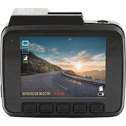 Car and Driver CDC-632 Eye1Pro Wi-Fi Dash Camera with Night Vision & 8GB microSD Card