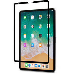 "Moshi iVisor AG Screen Protector for iPad Pro 12.9"" (3rd Gen, Black)"