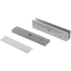 Hikvision U-Mounting Bracket for Glass Door of Magnetic Lock for DS-K4H250/D