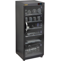 Ruggard Electronic Dry Cabinet (120L)
