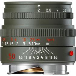 Leica Summicron-M 50mm f/2 Edition 'Safari' Lens