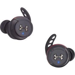 6de13fde488 JBL Under Armour True Wireless Flash In-Ear Headphones (Black/Red)