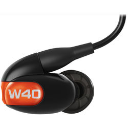Westone W40 Gen 2 Four-Driver True-Fit Earphones with MMCX Audio and Bluetooth Cables