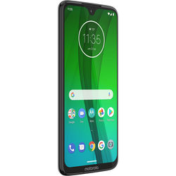 Moto G7 64GB Smartphone (Unlocked, Black)