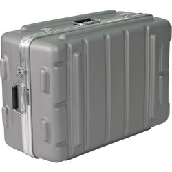 Thermodyne Shipping Case With Compartments For Studio VF  Lens Controls. Includes Removable Wheels